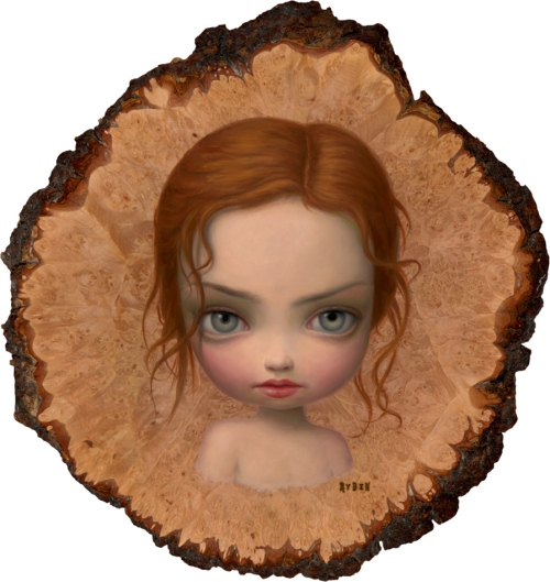 Mark Ryden, Wood Nymph